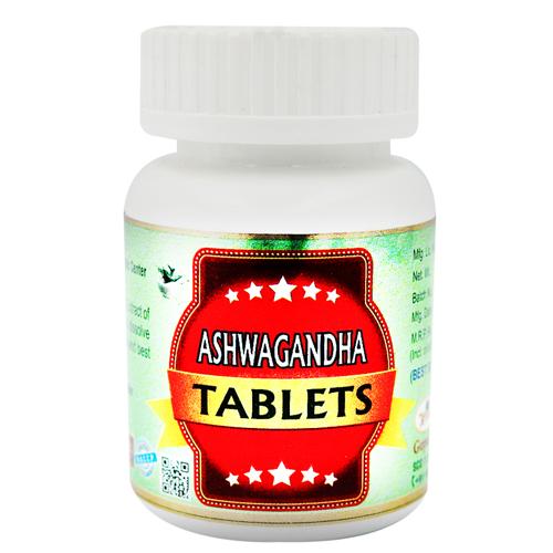 Ashwagandha Tablet (60Tab)
